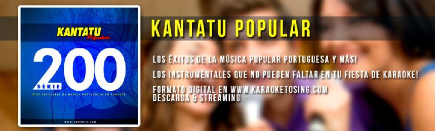 KANTATU POPULAR
